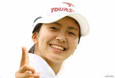 出場4試合連続トップテンを目指す堀琴音さん サントリーレディスオープンゴルフトーナメント (2014)(事前情報) 写真・村上航