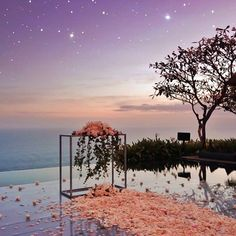 B v l g a r i R e s o r t  Photo by @ellchintya  Photo location : Bvlgari Resort, Uluwatu, Bali  Bvlgari Resort Bali becomes a special location for exclusive wedding ceremonies distinguished by Bulgari style. Three types of wedding ceremonies are available: The Water Wedding, Bulgari Chapel, Bulgari Villa, The Pavilion Wedding and The Beach Wedding. Each includes flower arrangements by a famous floral designer, champagne for the toast and an elegant case for the marriage certificate.