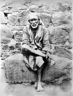"As we know ""Sai Baba"" is very popular and renowned God (Guru) in Hindu's. Sai Baba known for their wonders and good social works. Here you can see some rarest real pictures of Shree Sai Baba Ji, al… Sai Baba Pictures, God Pictures, Rare Pictures, Sathya Sai Baba, Sai Baba Miracles, Shirdi Sai Baba Wallpapers, Sai Baba Hd Wallpaper, Mobile Wallpaper, Sai Baba Quotes"