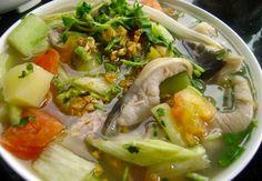 Canh chua Nam bộ -  http://yesvietnam.vn/am-thuc-viet/