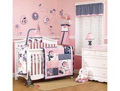 Omg its a Paris themed nursery