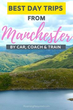 Explore more of the UK with one of these great day trips from Manchester. English countryside with quaint villages, historic landmarks, castles Manchester Day, Manchester Piccadilly, Travel Ideas, Travel Inspiration, Yorkshire Dales, By Train, English Countryside, Stay The Night, Lake District