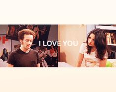"They really loved one another | Community Post: 21 Reasons Jackie And Hyde From ""That '70s Show""  Were The Best Couple Ever"