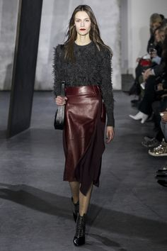 3.1 Phillip Lim Fall 2015. See the entire collection on Vogue.com.