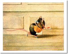Beatrix Potter - Appley Dapplys Nursery Rhymes - 1917!!