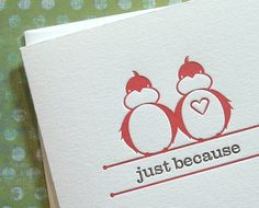 just because birds by sweetharvey designs