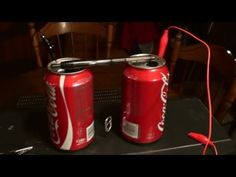 High Voltage Fun with Science - Experiment in Electromagnetism / static electricity