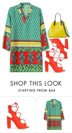 """""""Untitled #442"""" by metalhippieprincess ❤ liked on Polyvore featuring Neiman Marcus"""