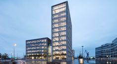 Bestseller complesso di uffici da CF Møller Architects