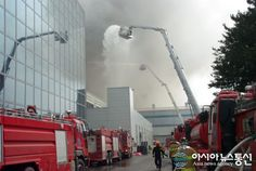 Fire in a Korean factory may affect Samsung Galaxy S5 release date