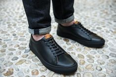Are you searching for more info on sneakers? Then please click right here to get extra info. Mens X Wide Sneakers Sneakers For Sale, Vans Sneakers, Sneakers Fashion, All Black Sneakers, Leather Sneakers, Men's Leather, Ebay Sneakers, Sneakers Design, Cheap Sneakers