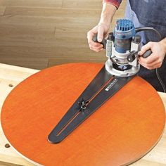 Trim Router Circle Jig - Rockler Woodworking Tools Looking for the cost effective tools for your woodworking projects kind of like old woodworking tools, woodworking tool kit and rigid woodworking tools in which case Click visit above for more options