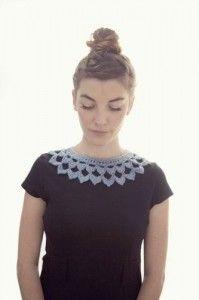 Crochet Collar - Victorian