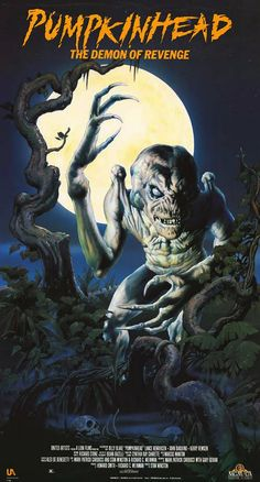 Pumpkinhead: as scary as Michael Myers!