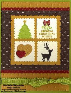 "**** SU ""Joyous Celebrations"", 2012 Holiday Mini."