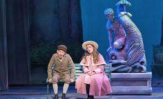 Michael and Jane. Tags: backdrops, Broadway, Cameron Mackintosh, costumes, Disney, Mary Poppins, mtwichita, Music Theatre of Wichita, P. L. Travers, sets, Wayne Bryan
