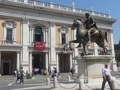 Capitoline Museum (Palazzo Nuevo)