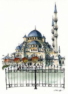 Yeni Cami, Istanbul | Flickr - Photo Sharing!
