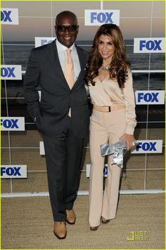 L.A. Reid & Paula Abdul