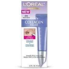 Amazon.com: L'Oreal Collagen Filler Eye Illuminator Targeted Eye ...