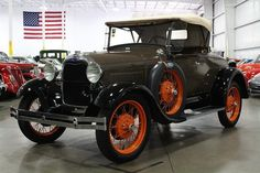 ◆1929 Ford Model A Convertible◆