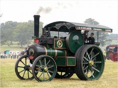 Steam Tractor 5