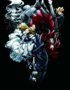 kuroshitsuji book of atlantic / #anime