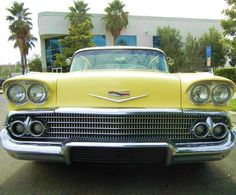 'A timeless classic' Beautiful Chevrolet Impala Coupe #dreamcar #classic #spon