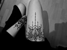 #henna #neha_mehandi #temporäres_tattoo #temporary_tattoo #henna_by_rinkitoku #selfmade #leg