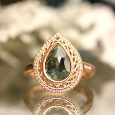 13 Etsy Boutiques to Shop Gorgeous Engagement Rings via Brit + Co.