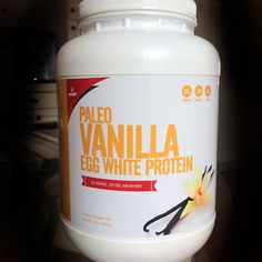 Paleo Protein Powders Exist!!! Why Paleo Protein™ Powder (Vanilla):(Gluten Free & Low Carb) Paleo Egg White Protein is a easy to digest, 100% Paleo nutritional protein supplement.I