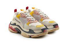 big sale 64029 98764 Wildlederturnschuhe, Turnschuhe Frauen, Balenciaga Trainer, Balenciaga  Schuhe, Kalifornien Mode, Zapatos,