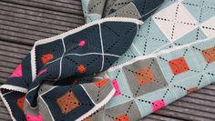 Kaunitæppe - Lutter Idyl       ♪ ♪ ... #inspiration_crochet #diy GB