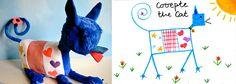 Child's Own Studio - Cat Plushies