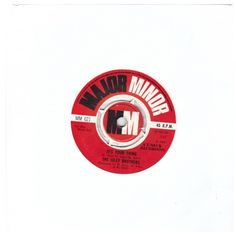 """7"""" 45RPM It's Your Thing/Don't Give It Away by The Isley Brothers from Major Minor (MM 621)"""