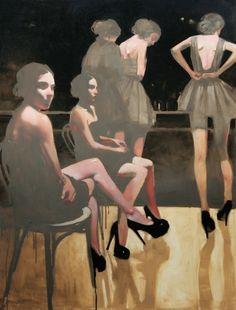 Michael Carson...   Kai Fine Art