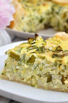 Yellow or Zucchini Squash Pie