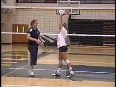 Volleyball: Setting Drills and Fundamentals