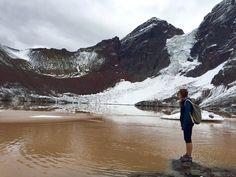Glacier El Morado