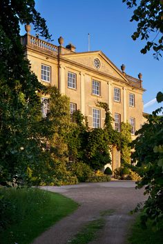 Highgrove House; Prince of Wales and Duchess of Cornwall's family home; Gloucestshire, UK