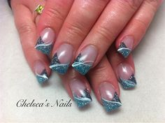 WestJet - Nail Art Gallery by NAILS Magazine