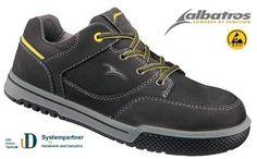 ALBATROS Sicherheitsschuh 41, gelb, schwarz - http://on-line-kaufen.de/albatros/41-albatros-sicherheitsschuh