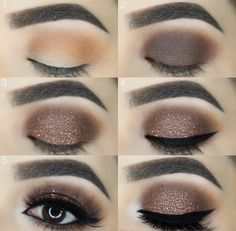 In order to enhance your eyes and also improve your good looks, finding the very best eye make-up techniques can help. You'll want to make sure to put on make-up that makes you start looking even more beautiful than you already are. Makeup Goals, Makeup Inspo, Makeup Inspiration, Makeup Tips, Makeup Tutorials, Makeup Ideas, Makeup Hacks, Fall Makeup Tutorial, Eyeshadow Tutorials
