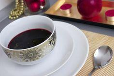 Barszcz czerwony czysty zakwaszany w 5 dni | Jak Po Maśle Tableware, Christmas, Xmas, Dinnerware, Tablewares, Navidad, Noel, Dishes, Place Settings