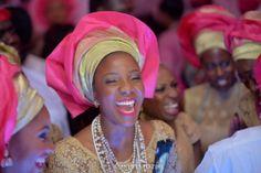 Nigerian wedding official yoruba traditional wedding pictures of Tiwa Savage Tee Billz Tunji Balogun In Lagos Akinatyotimi Photography 165 Aso Ebi Styles, Traditional Wedding, Wedding Pictures, Wedding Engagement, Wedding Ceremony, Compliments, Bride, Couples, Tees