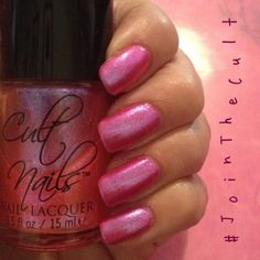 Oh! I love this one! #CultNails #JoinTheCult