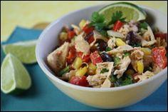 Deli Salad Delight! (Three New Recipes!) Sante Fe Chicken Salad