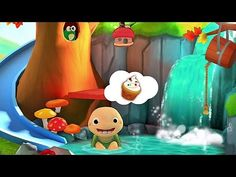 Dr. Panda & Totos Baumhaus - iPad Android Kindle Fire - Spiele für Kinder