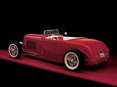 Vintage Hot Rods | 1932 Ford Roadster