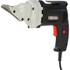 Ironton Electric Metal Shear - 4 Amp, 14 Gauge, 2500 SPM ** Check out the image by visiting the link.